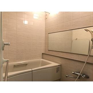 【浴室】プライマリーナ山下公園グレーシアタワー