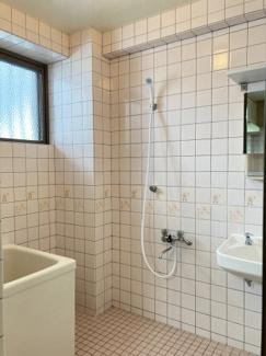 【浴室】忠マンションⅡ