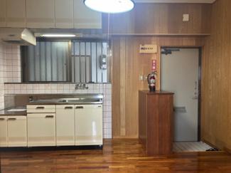 【キッチン】忠マンションⅡ