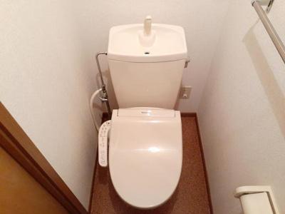 【トイレ】ヴィレッジ諏訪