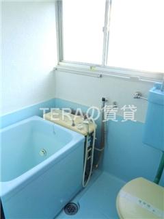 【浴室】たつみ荘