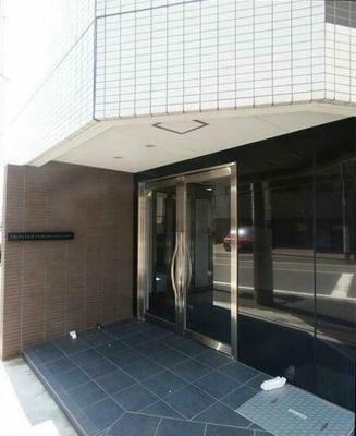 【エントランス】フロンティア横濱EAST