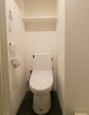 【トイレ】フロンティア横濱EAST