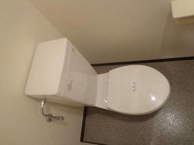 【トイレ】メゾネットハル