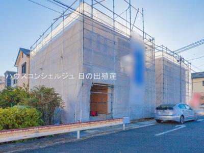 【外観】名古屋市北区会所町45-1【仲介手数料無料】新築一戸建て 1号棟