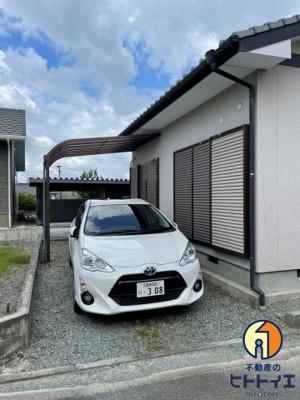 【駐車場】熊野コーポ
