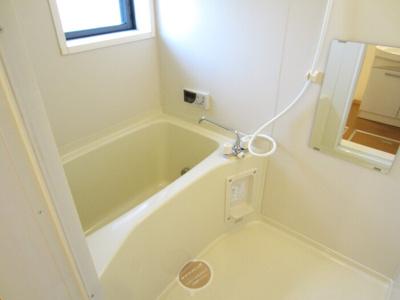 【浴室】ソレーユ高岡 C棟