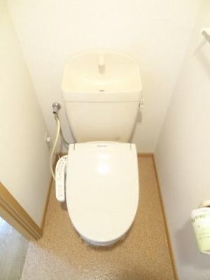 【トイレ】グラシオッソ