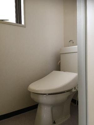 【トイレ】ハイツミノル