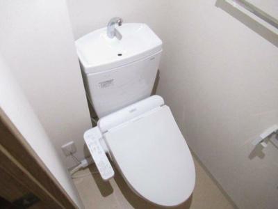 【トイレ】スカイグランデ新御徒町