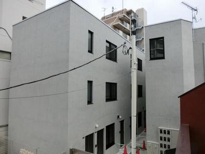 【外観】キャスティア目黒柿の木坂