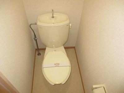 【トイレ】コンドミニアムアルファ