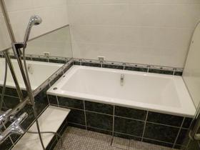 【浴室】バーグ麻布