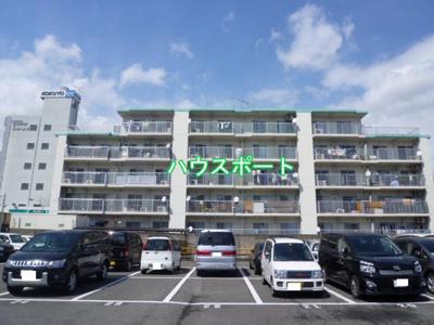 【外観】エメラルドマンション十条大宮