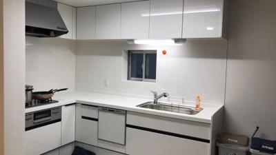 【キッチン】台東区千束2丁目築浅戸建