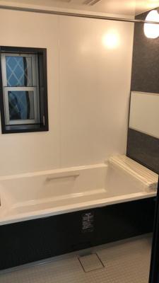 【浴室】台東区千束2丁目築浅戸建