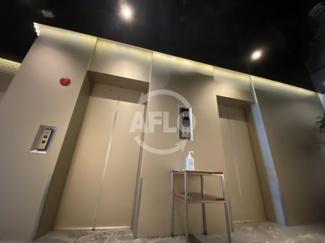 梅田パークビル エレベーター