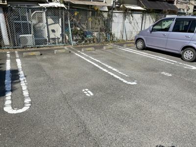 【駐車場】ビレッジハウス大阪池島1号棟