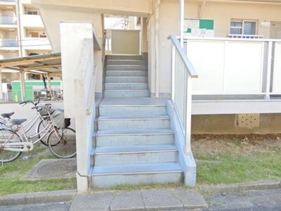 【エントランス】ビレッジハウス大阪池島1号棟