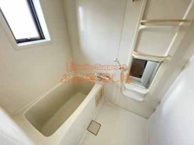 【浴室】花園ハイツA棟