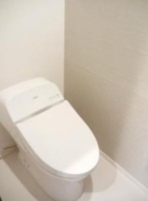 【トイレ】プラウド恵比寿南