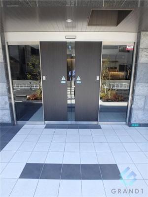 【エントランス】メインステージ大阪ノースマーク