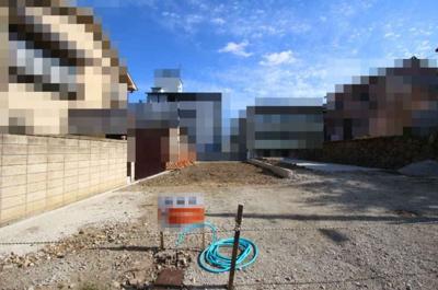 【外観】京都市北区紫野西泉堂町 建築条件無し 売土地