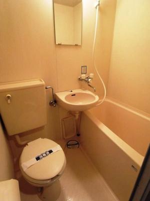【浴室】アートイン巣鴨