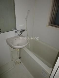 【浴室】ウェルハウス広尾