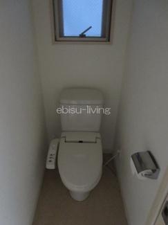 【トイレ】ウェルハウス広尾