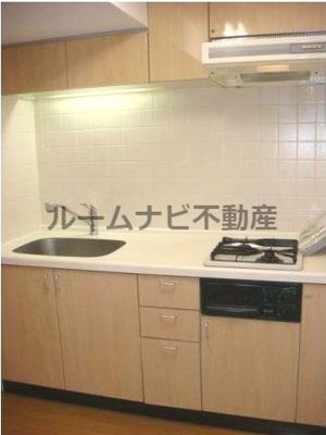 【キッチン】プライムアーバン町屋サウスコート