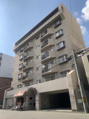 【外観】桜川レックスマンション