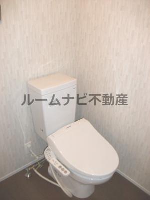 【トイレ】FAIR町屋Ⅱ