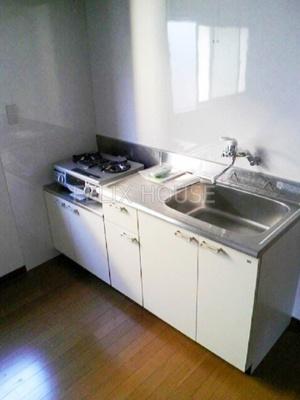 【キッチン】リボンハウス