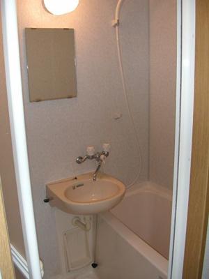 【浴室】スカイコート池袋東口