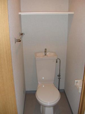 【トイレ】スカイコート池袋東口