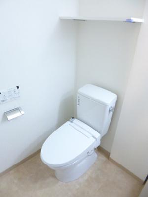 【トイレ】スカイコートパレス大島