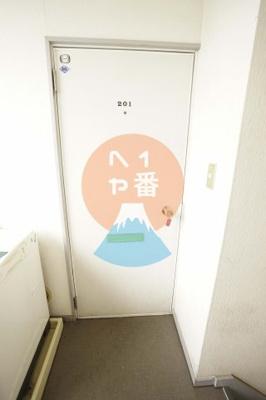 【玄関】LコートK