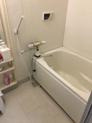 【浴室】高野川ハイツ