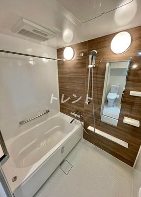 【浴室】アークマーク中野坂上Ⅱ