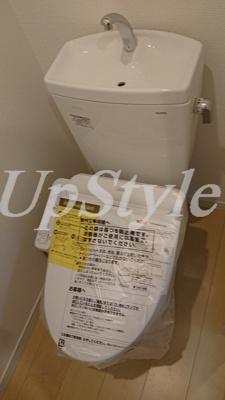 【トイレ】インスパーク千住緑町Ⅱ