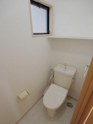 【トイレ】セジュール野北A棟
