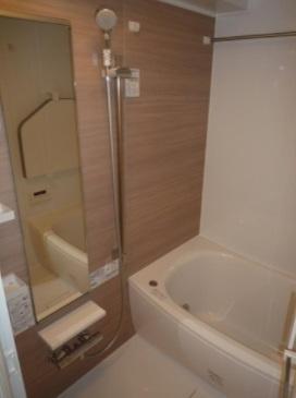 【浴室】パレステージ江北Ⅱ
