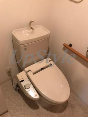 【トイレ】レフィーズ上野