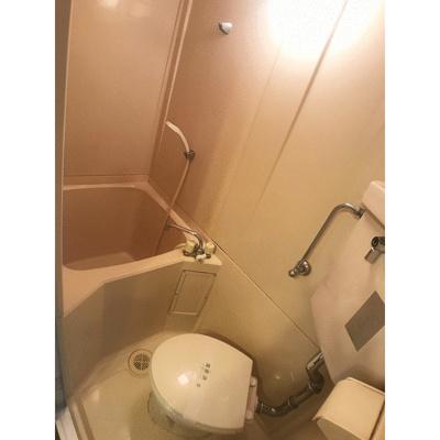 【浴室】山吹コーポ(ヤマブキコーポ)