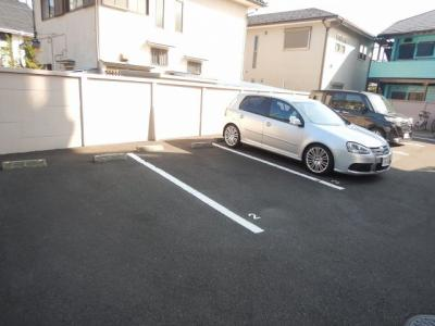 【駐車場】フィオーラ鹿沼台