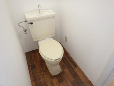 【トイレ】フィオーラ鹿沼台