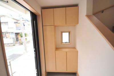神戸市北区東大池3丁目12期 新築一戸建て 同一仕様例写真です。実際とは色・柄等が異なります。