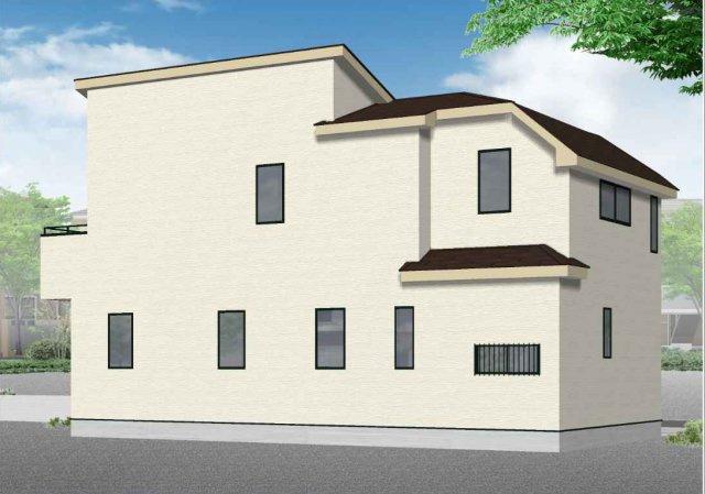 神戸市北区東大池3丁目12期 新築一戸建て