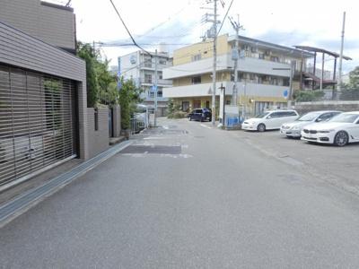 【周辺】安岡寺1丁目2戸1貸家